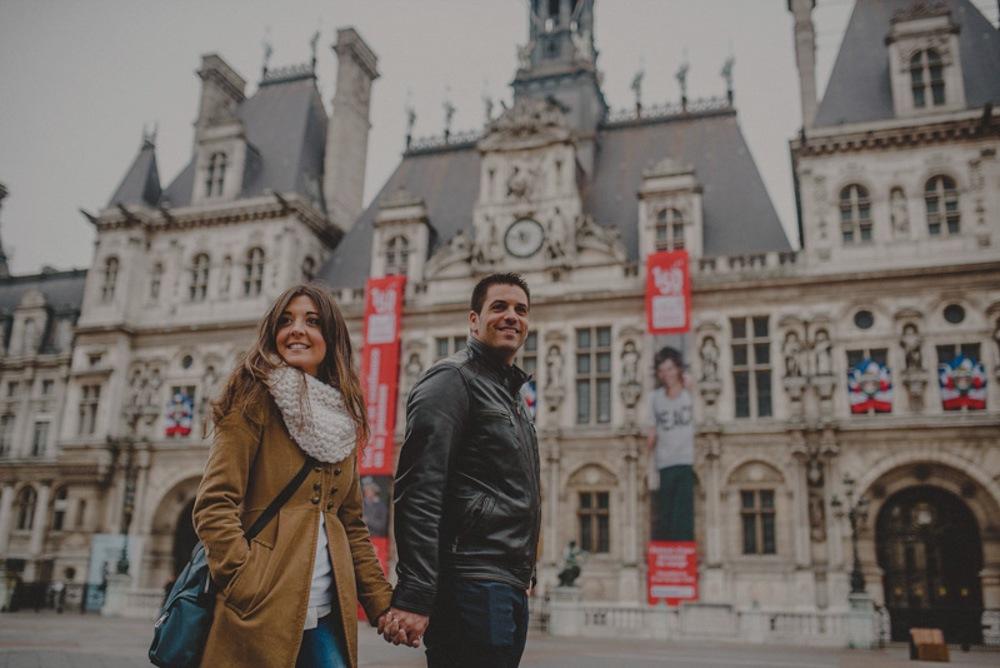 reportaje de boda en paris