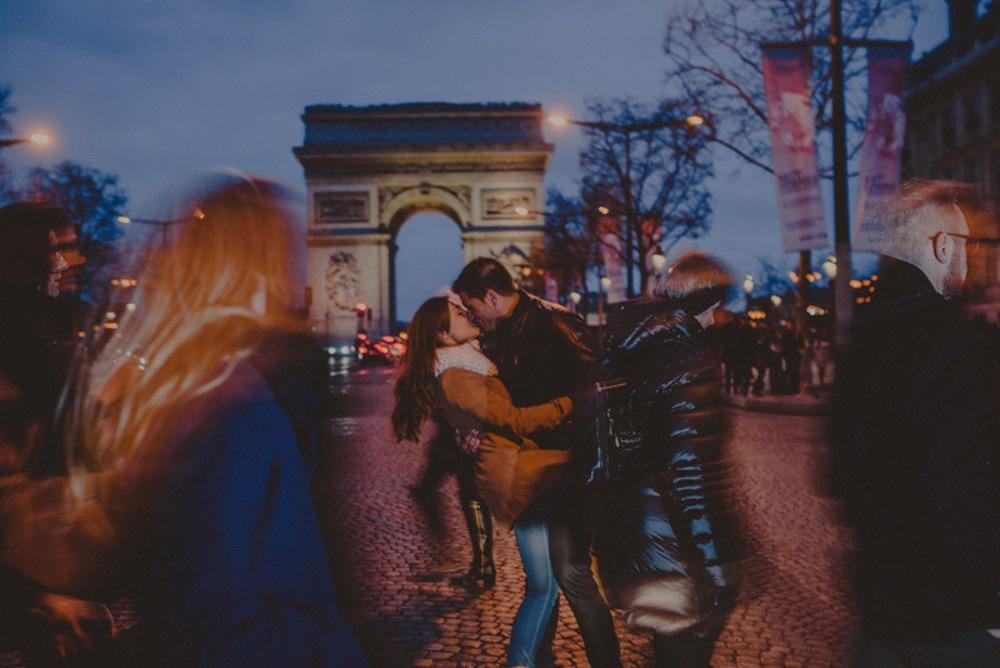 reportaje de preboda en paris