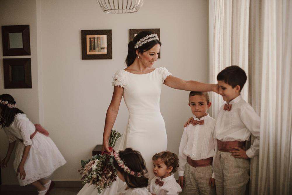 fotografo de bodas en granada palacio de los cordova