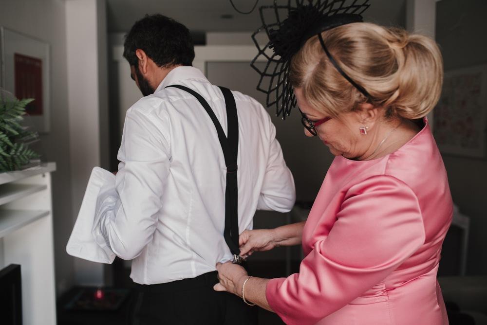boda en el cortijo de enmedio