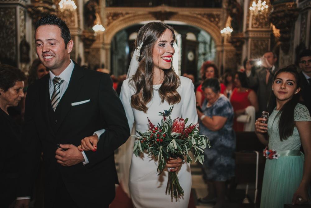 boda en el cortijo de enmedio granada