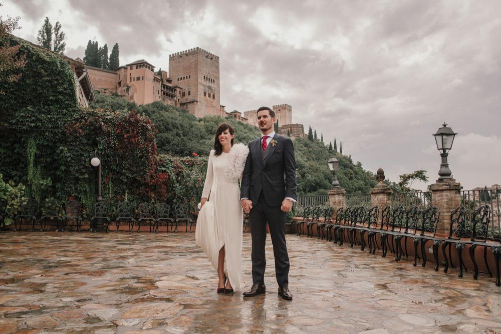 Boda en el Carmen de los Chapiteles Granada