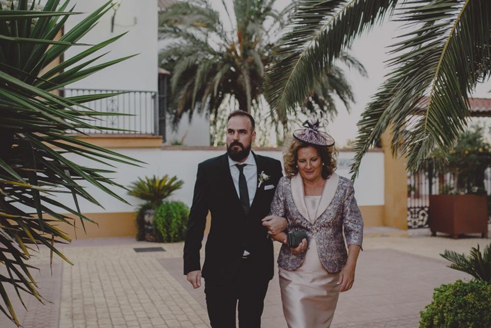reportaje de boda en torre del rey granada